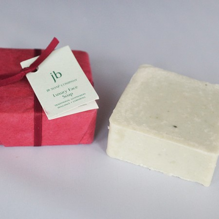 Luxury Face Soap